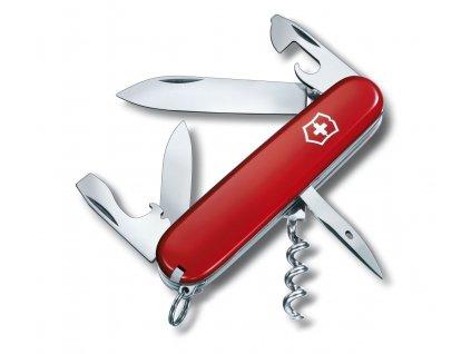 Nůž Victorinox Spartan červený