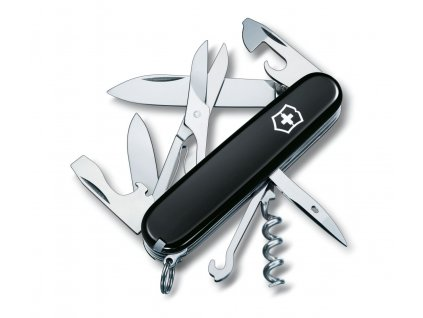 Nůž Victorinox Climber černý