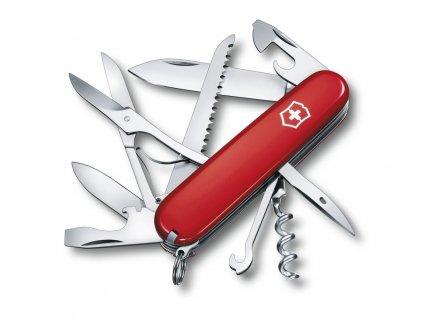 Nůž Victorinox Huntsman červený