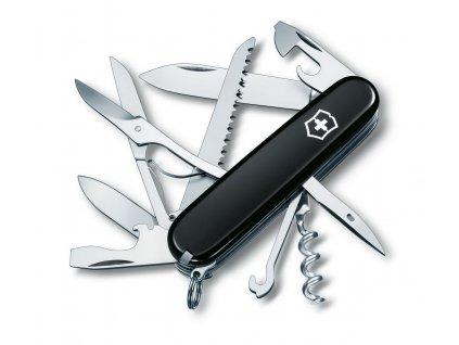 Nůž Victorinox Huntsman černý