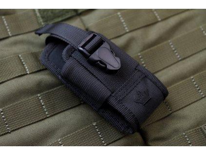 Pouzdro Kizlyar Supreme AMP3 černé nylonové