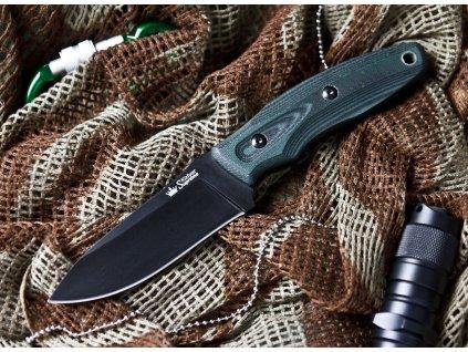 Nůž Kizlyar Supreme Urban D2 BT G10