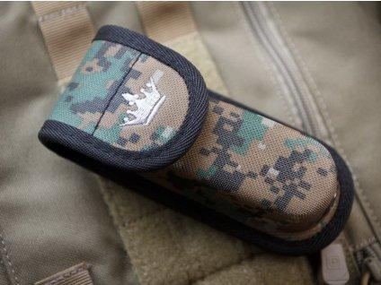 Pouzdro Kizlyar Supreme AMP1 camo nylonové