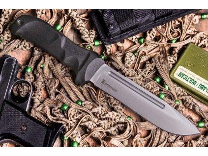 Nůž Kizlyar Supreme Dominus Aus8 SW