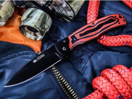 Nůž Kizlyar Supreme Prime V2 D2 BT Red
