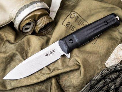 Nůž Kizlyar Supreme Sturm CPM 4V BS H