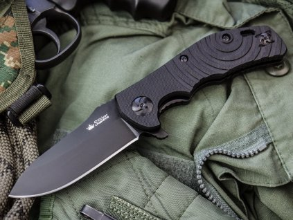 Nůž Kizlyar Supreme Bloke X D2 BT