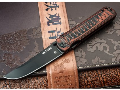 Nůž Kizlyar Supreme Whisper D2 BT