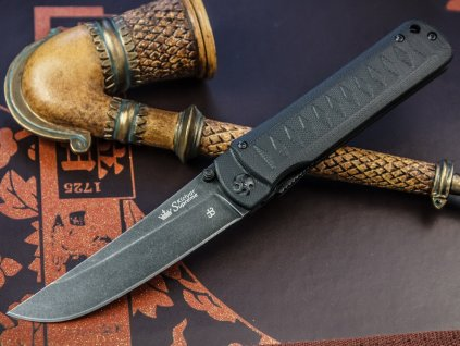 Nůž Kizlyar Supreme Whisper D2 BSW