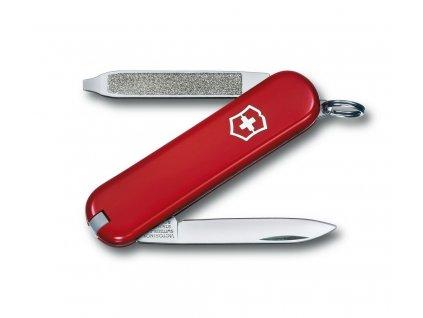 Nůž Victorinox Escort červený