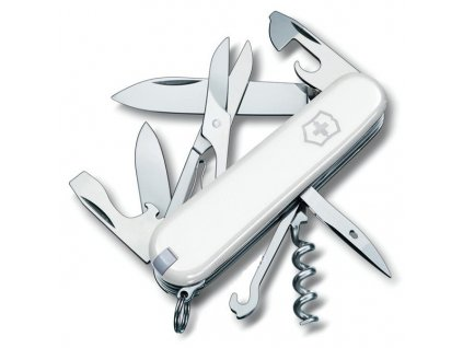 Nůž Victorinox Climber bílý