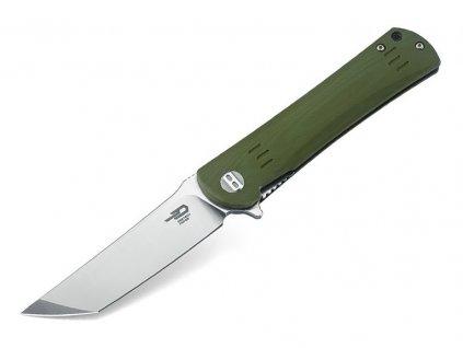 Nůž Bestech Kendo Green BG06B-1