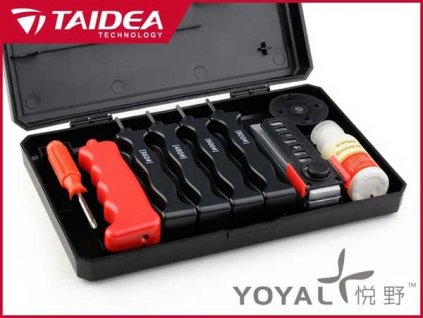 Brusná Sada Taidea Outdoor Deluxe Precision Sharpening System