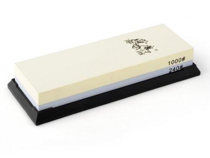 Brusný kámen Taidea kombinovaný 240/1000