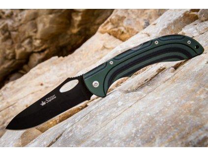 Nůž Kizlyar Supreme Dream 440C BT micarta