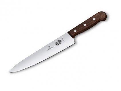 Kuchyňský nůž Victorinox 5.2000.22G Rosewood Kuchařský 22 cm