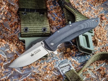 Nůž Kizlyar Supreme Zedd D2 S