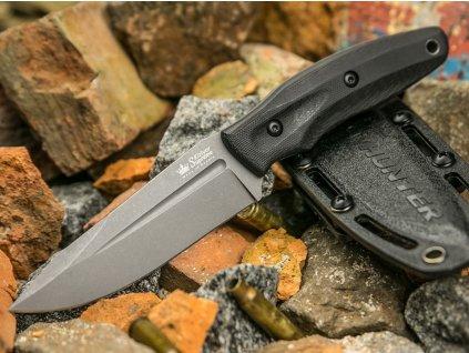 Nůž Kizlyar Supreme City Hunter PGK Tac Wash BH