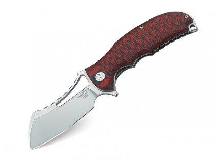 Nůž Bestech Hornet Black&Red BG12B