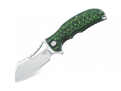 Nůž Bestech Hornet Black&Green BG12C