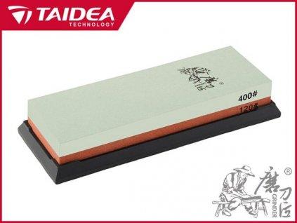 Brusný kámen Taidea kombinovaný 120/400