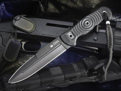 Nůž Kizlyar Supreme Legion AUS-8 BT