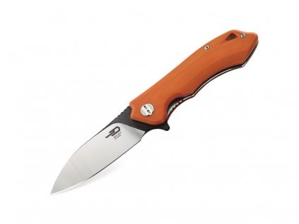 Nůž Bestech Beluga Orange D2 BG11E-1