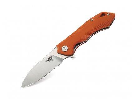 Nůž Bestech Beluga Orange D2 BG11E-2