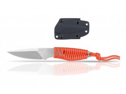 Nůž ANV P100 - KYDEX SHEATH BLACK/HUNTING ORANGE