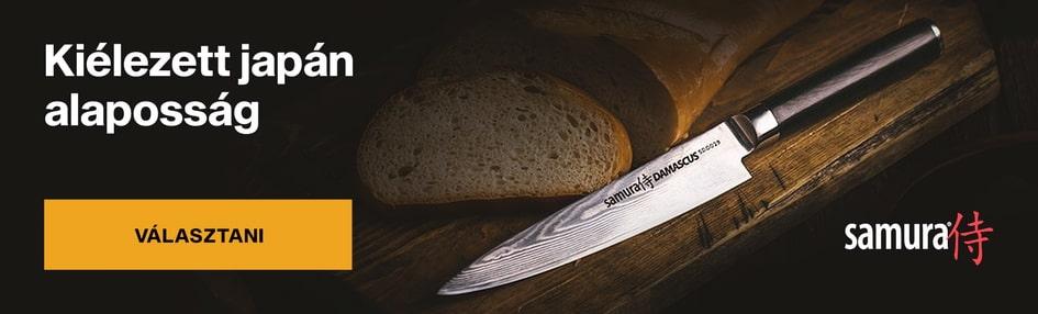 Samura konyhai kés kések