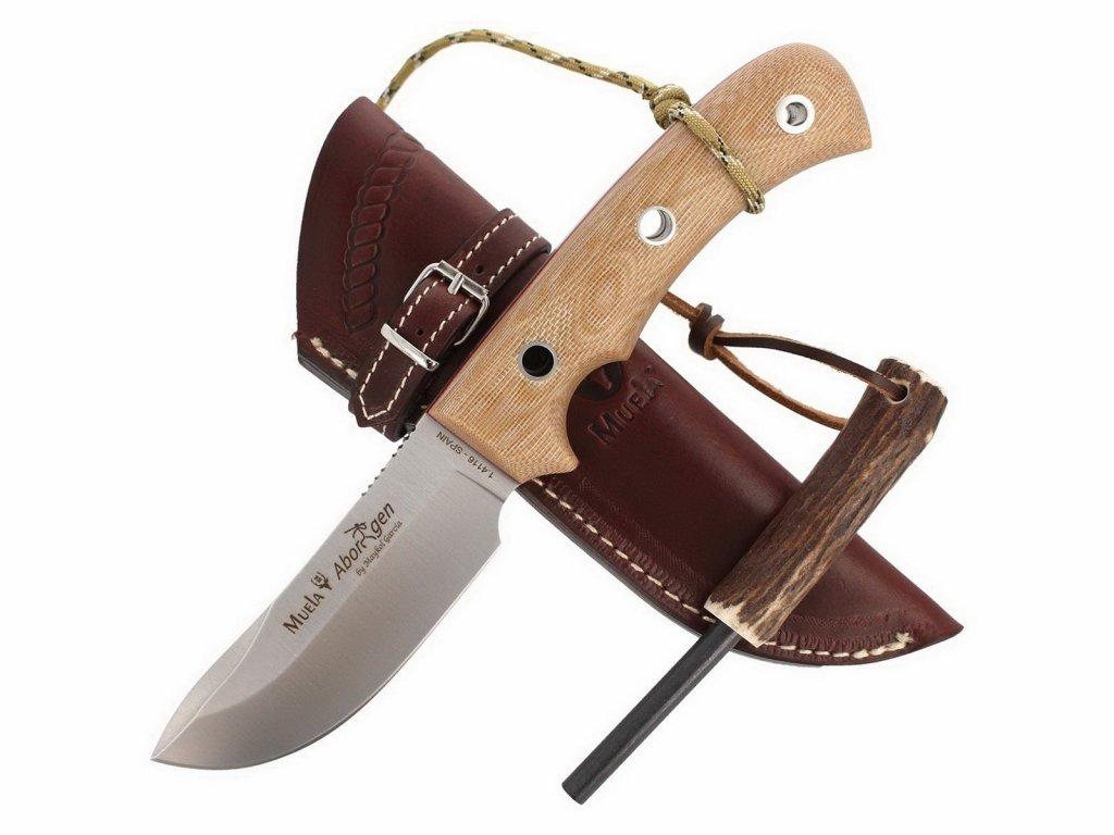 Muela Aborigen 12D kés