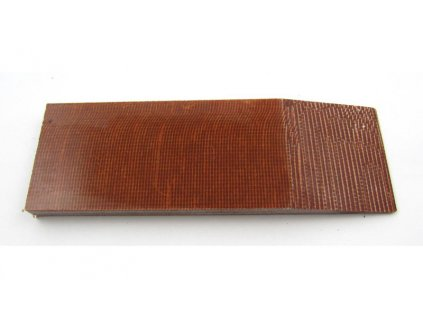 Micarta Brown Canvas Small
