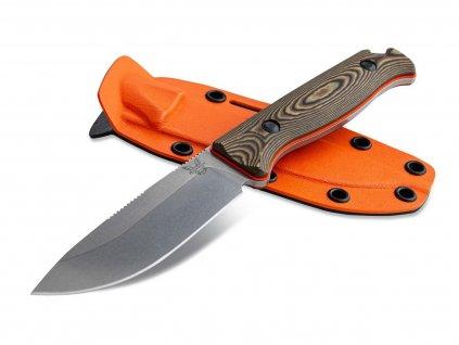 Benchmade Saddle Mountain Skinner G10