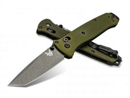 Benchmade Bailout® 537GY-1