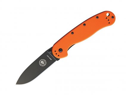 ESEE Avispa AUS-8 Orange - Black