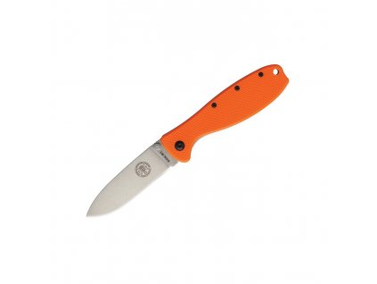 ESEE Zancudo AUS-8 Orange - Stonewash