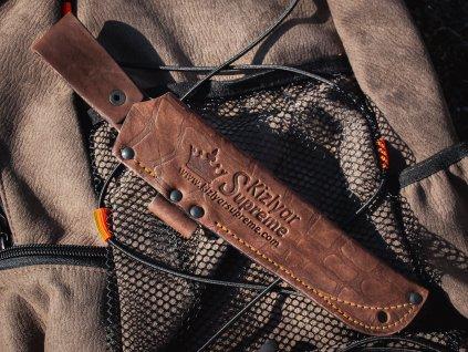 Kizlyar Supreme Yeti Light Brown bőrtok