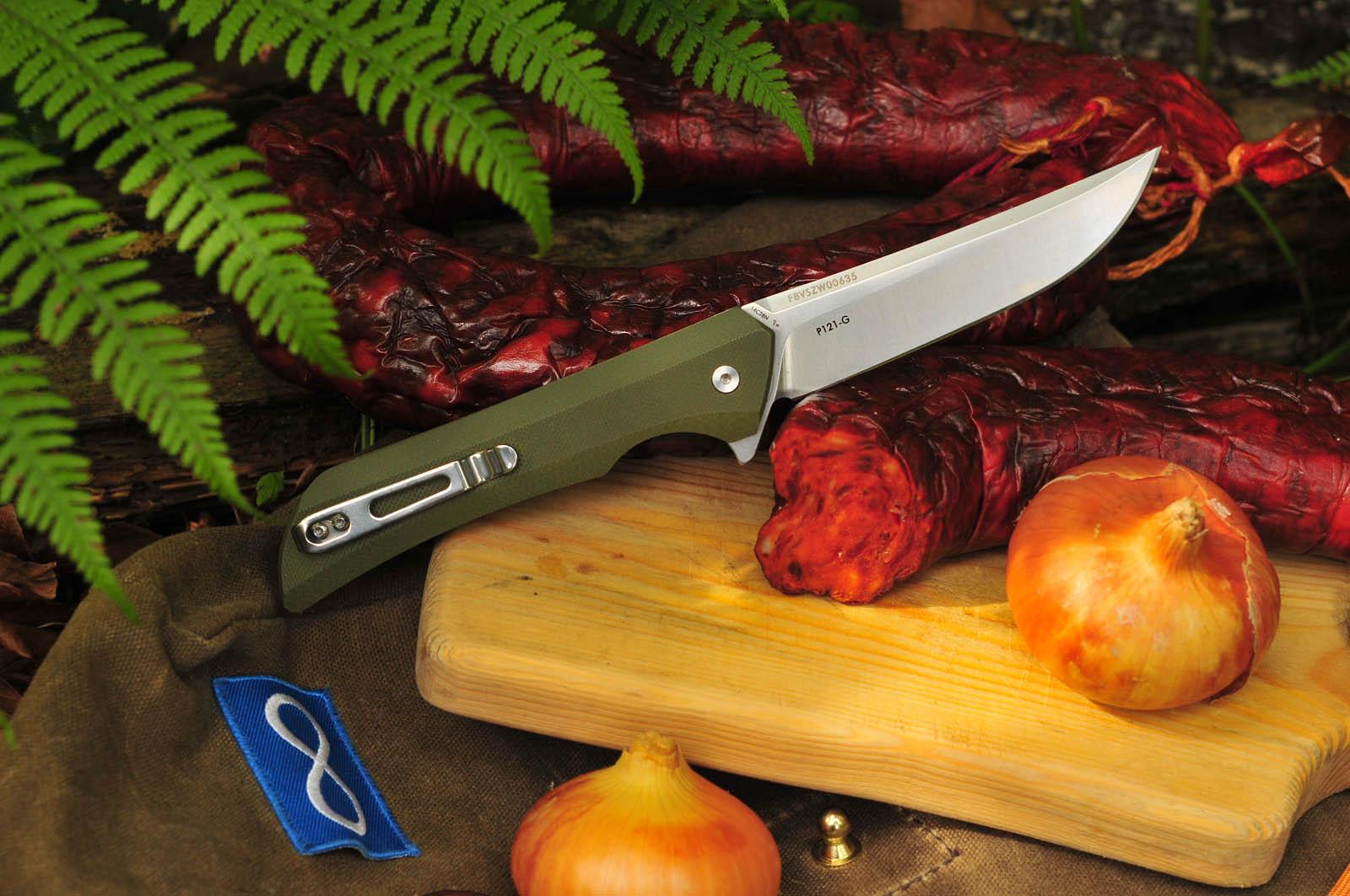 Vreckový nožík ako darček? Vyberajte s rozvahou