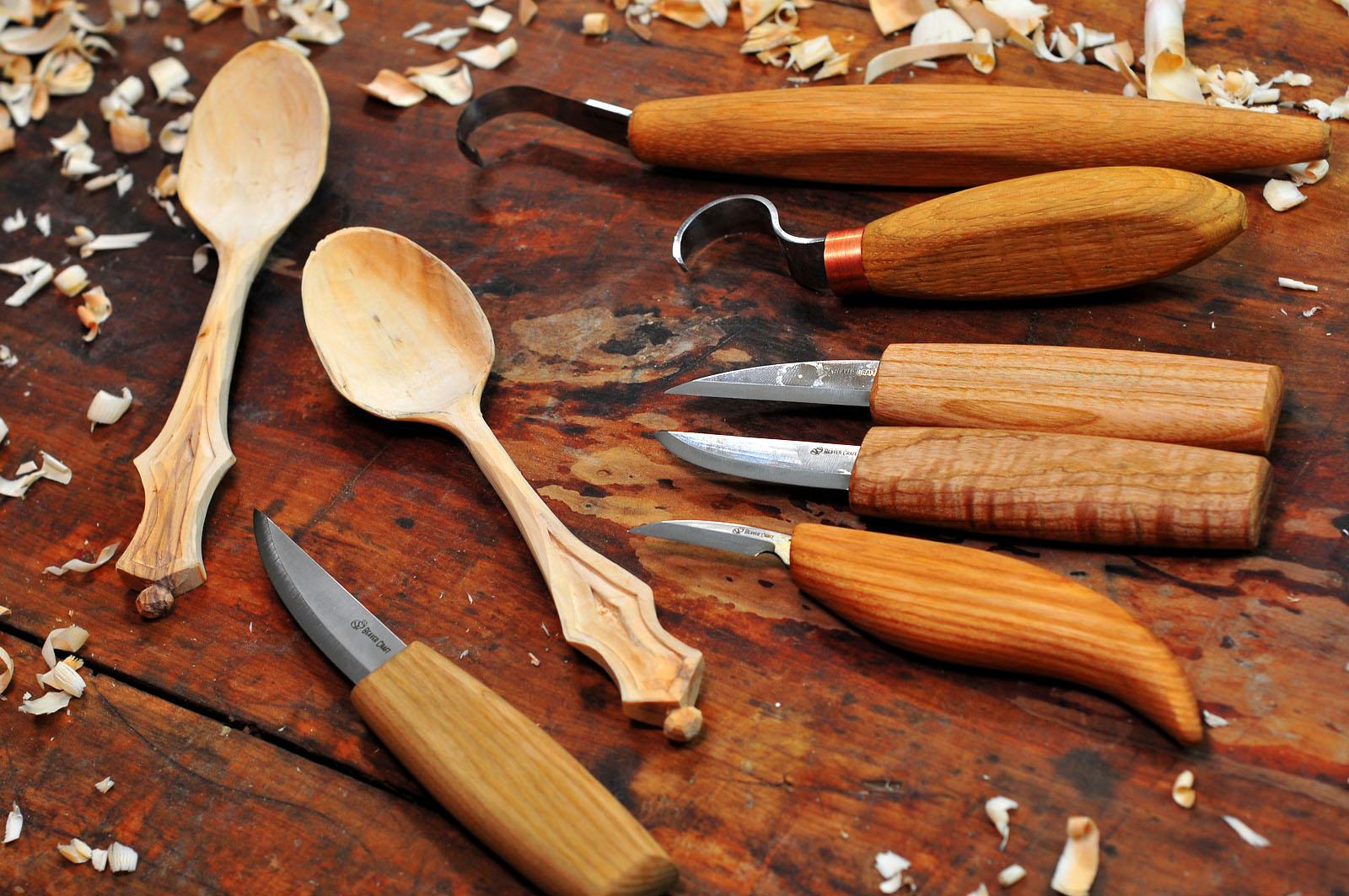Ako vyrezať drevenú lyžicu?
