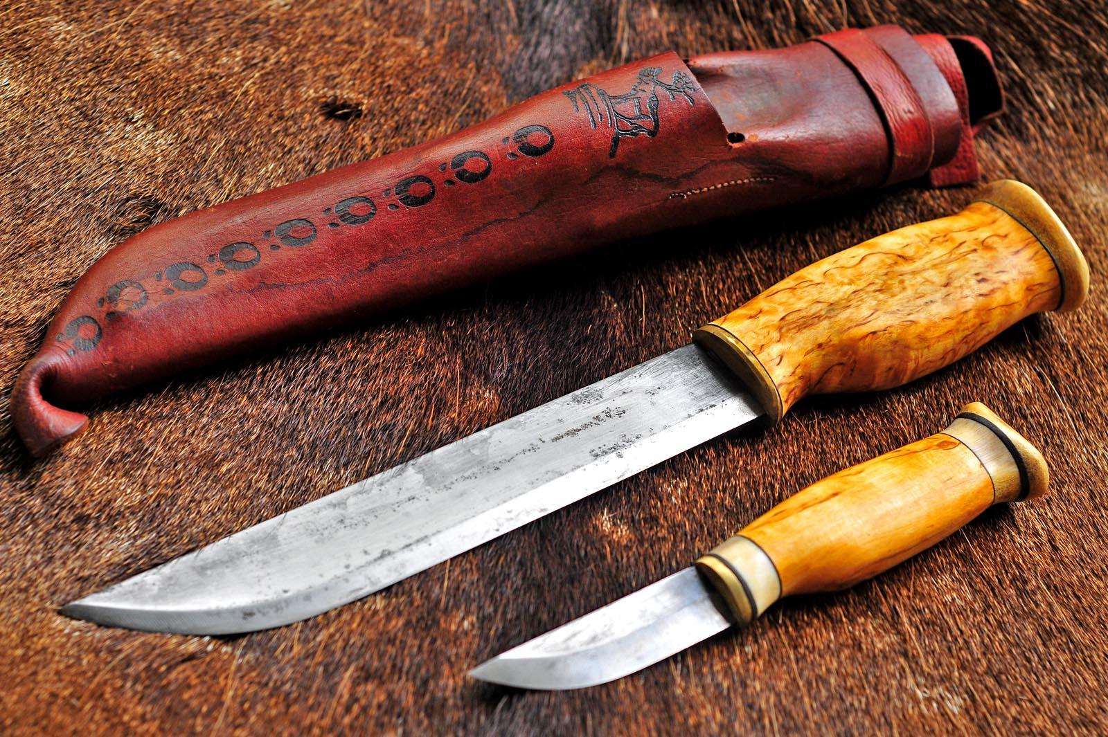 Šesť vecí, ktoré by ste mali vedieť o škandinávskych nožoch