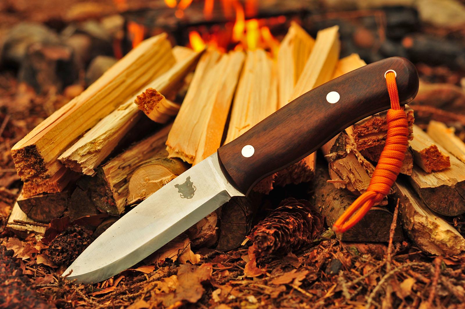 Ako na údržbu drevených rúčok nožov?