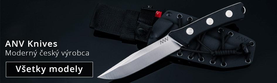 Nôž ANV - Acta non Verba - Nože ANV skladem