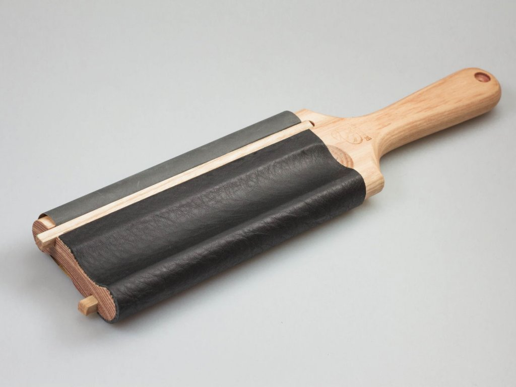 koza brusenie lyzickara beaver craft LS5 1