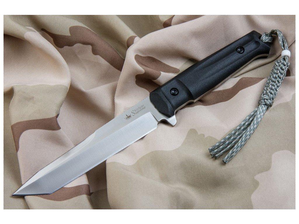 Nôž Kizlyar Supreme Aggressor D2 S