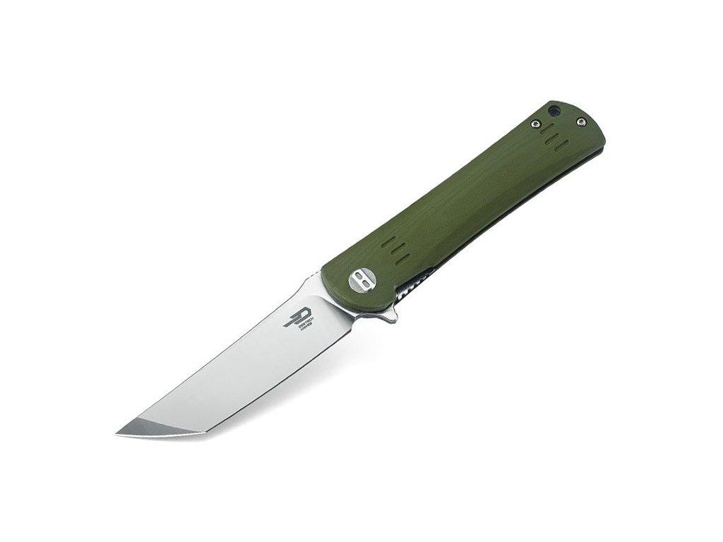 Nôž Bestech Kendo Green BG06B-1
