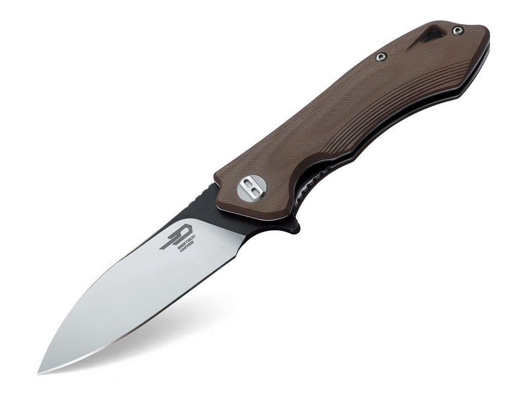 Nôž Bestech Beluga Brown BG11C-1