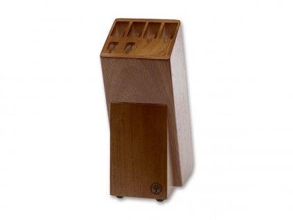 stojan na kuchynske noze boker forge wood ii 03bo081
