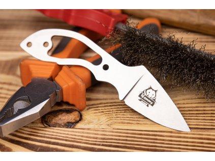Čepeľ na nôž Kizlyar Supreme Hammy Sleipner Stonewash