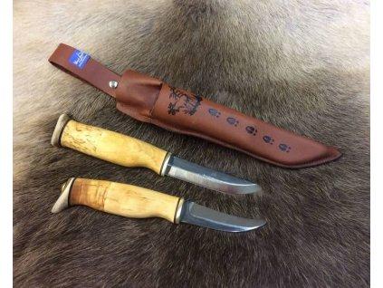 Sada nožov Wood Jewel Kaksoispuukko avauspuukkolla - 2 nože