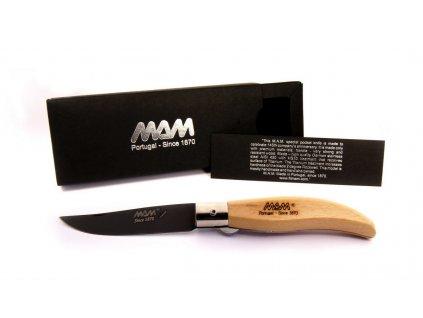 Nôž MAM Iberica Titanium 2018